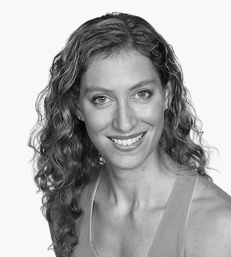 ヨガインストラクター Jennie Cohen